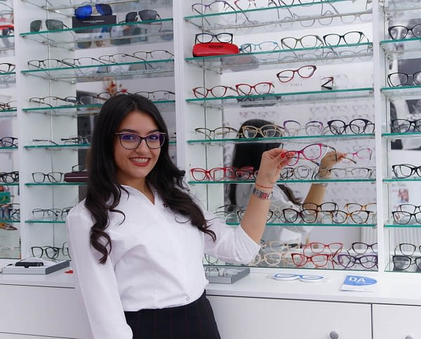 Eyeglass Hero Image