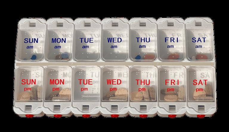 Pills dispenser
