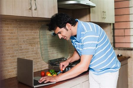 Work from home   Kitchen   Clinqon India