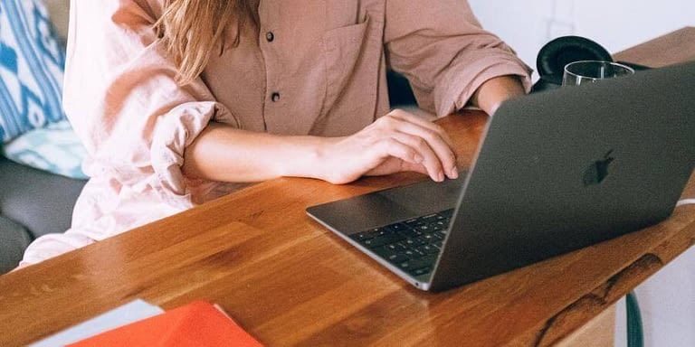 Work from home   Laptop   Clinqon India