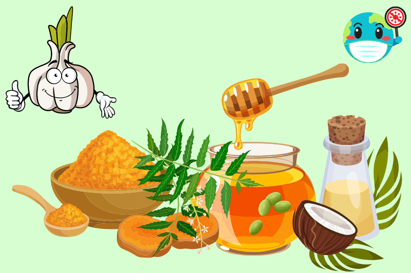 Home remedies for Fungal Skin Infection